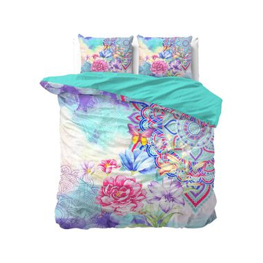 Dreamhouse Bedding Dekbedovertrek Kimley - blue