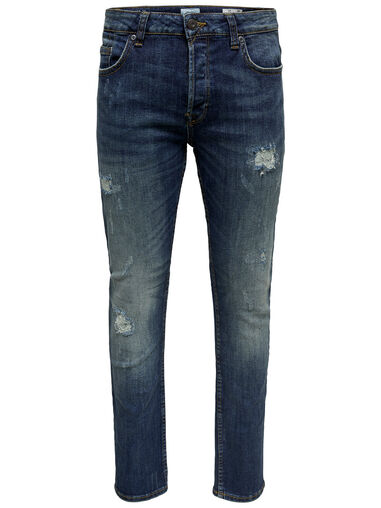 ONLY & SONS Slim fit jeans Loom bl breaks