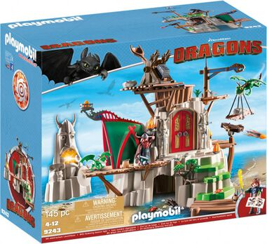 Dragons: Berk (9243)