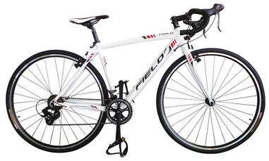Cyclocross 28 Inch 47 cm Heren 14V Cantilever Wit