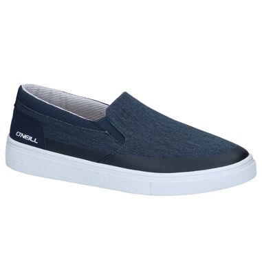 Blauwe Slip-on Sneakers O'neill Hero