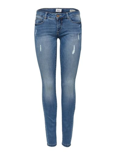 Only Skinny jeans Coral sl sk