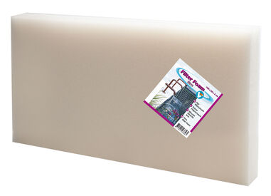 VT Filter Foam Pack 100x50x2 cm white
