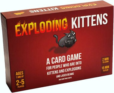 Exploding Kittens: Original Edition