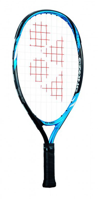 tennisracket EZone 19 junior blauw gripmaat L0