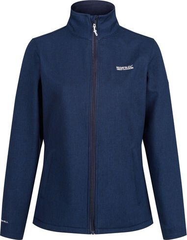 Regatta Dames Outdoorjas Womens Carby Blauw