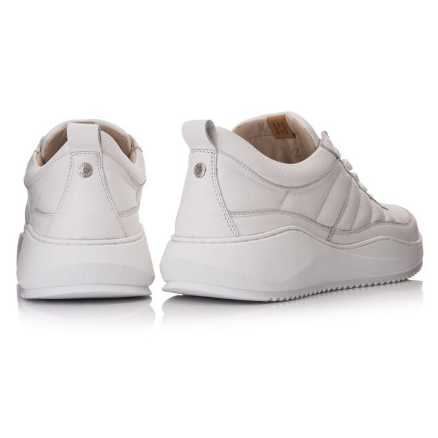 Hinson Pace padded low white