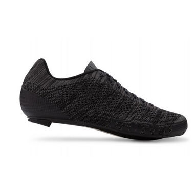 Giro Wielrenschoen giro men empire e70 knit black charcoal heather-schoenmaat 47