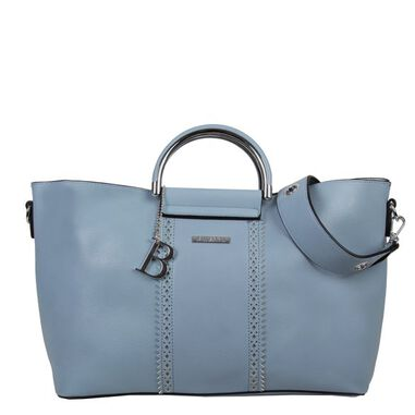 Shopper Laurie (pastelblauw)