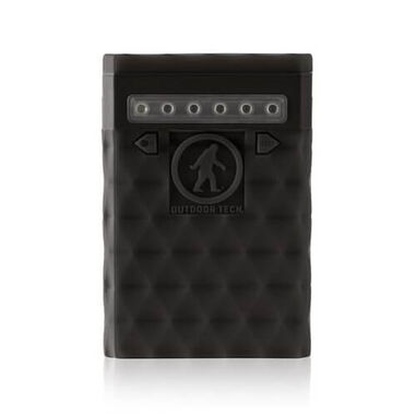Outdoor Tech powerbank Kodiak Plus 2.0 Rugged 10.000 mAh - Zwart