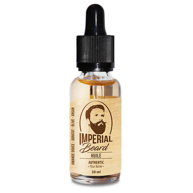 Imperial Beard Authentic Baard Olie 30ml.