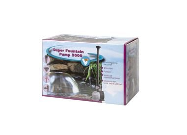 Fountain Pump 3000