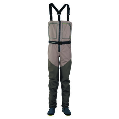 Hodgman Aesis Sonic Zip Stocking CST Foot Wader - Maat M