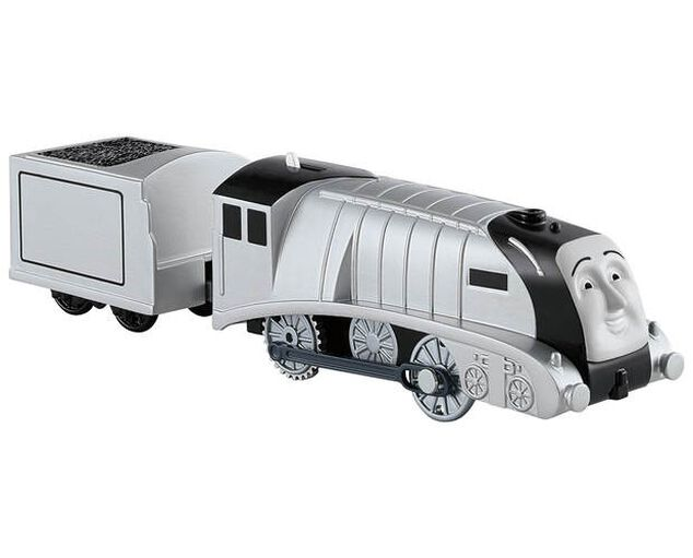 Thomas de Trein Thomas & Friends - Spencer grijs 2-delig