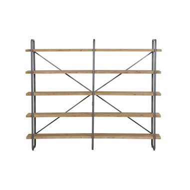 Stellingkast CALLAO - Hout 5-laags - XL