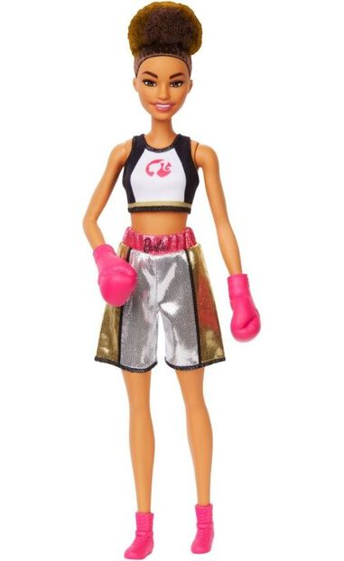 Barbie tienerpop You can be anything: Boxer 30 cm