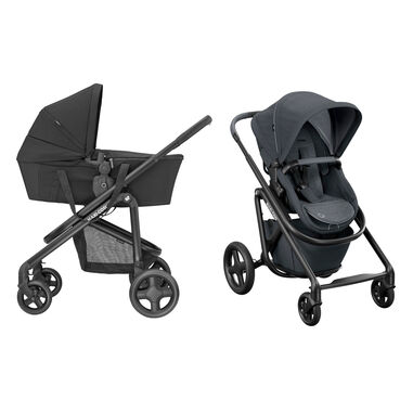 Maxi-Cosi Kinderwagen Lila SP 2 in 1 Essential Graphite