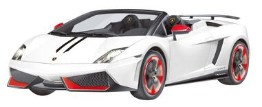 RC Lamborghini Gallardo Spyder Performante wit 1:14