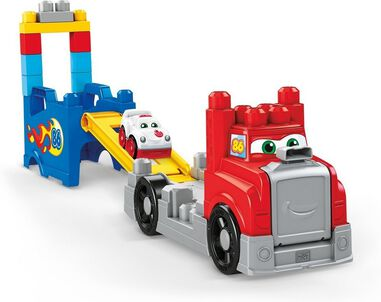 Mega Bloks First Builders Speelgoedtruck