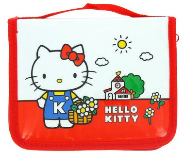 Blueprint Collections etui gevuld Hello Kitty 20,5 x 4 x 16 cm
