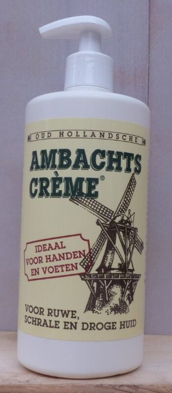 Oud Hollandsche ambachtscreme 450 ml