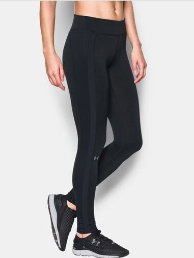 Under Armour ColdGear Compression Tight - Zwart