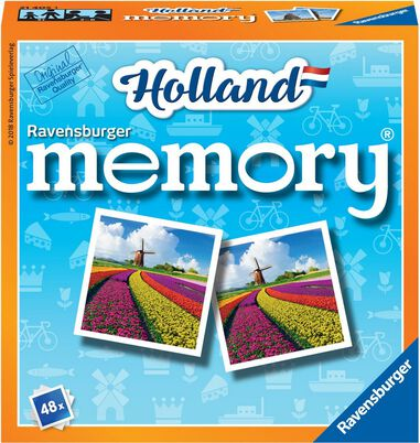 Ravensburger Holland  Mini Memory