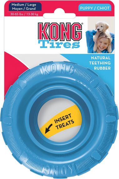 KONG hond Puppy tires medium/large