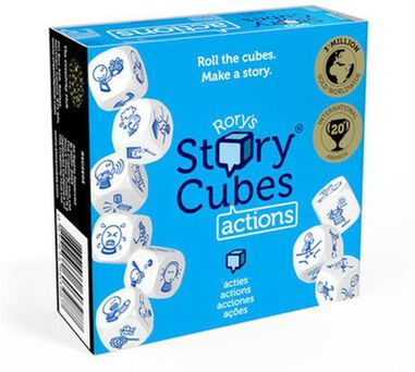 Rory`s Story Cubes Actions