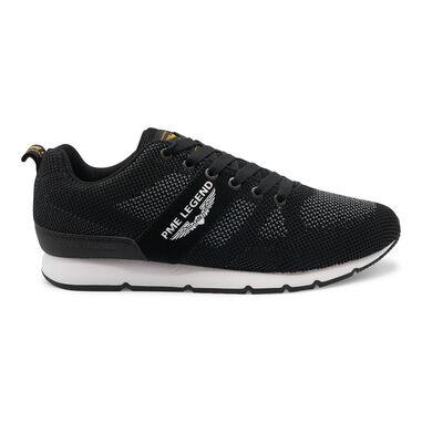 PME Legend Heren Sneakers Glider Black Zwart