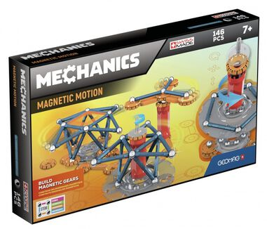 Geomag Mechanics Motion 146-delig