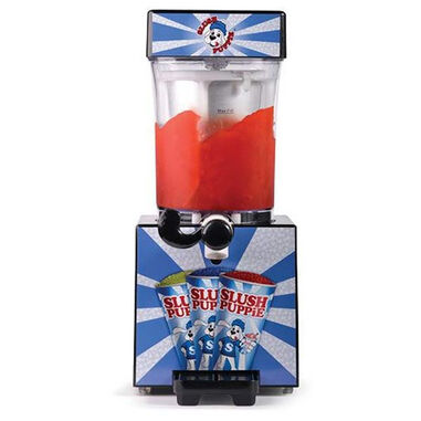 Fizz Retro Slush Puppy Machine Blauw