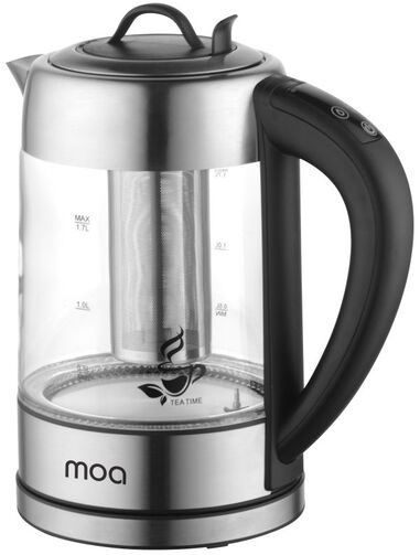 Moa DUTP-789 - Waterkoker -  thee infuser - 1.7 L