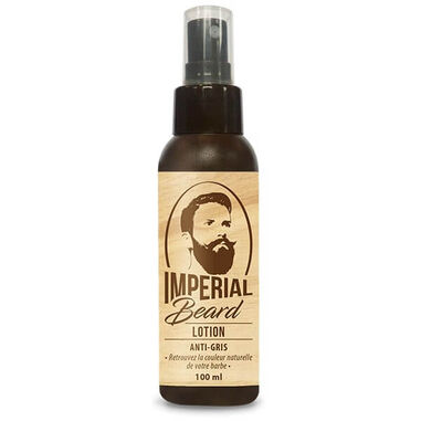 Imperial Beard Anti Grijs Baard Lotion 100ml.