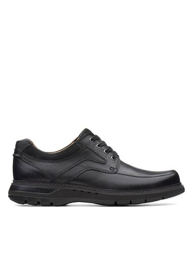 Clarks Original Un ramble lace 1 black 2149 zwart