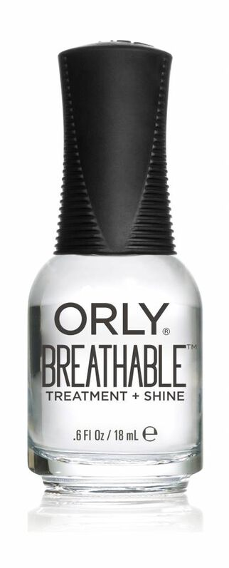 Nagellak BREATHABLE Shine