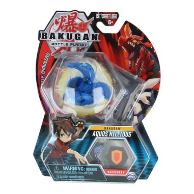 Bakugan Basic Booster - Aquos Nillious