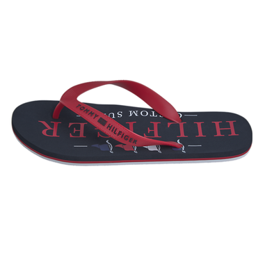 Tommy Hilfiger heren slippers  - primary rood