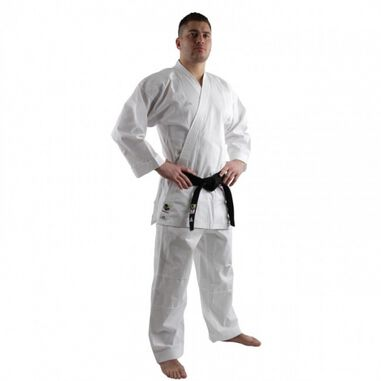 karatepak K220KF Kumite Fighter wit unisex maat