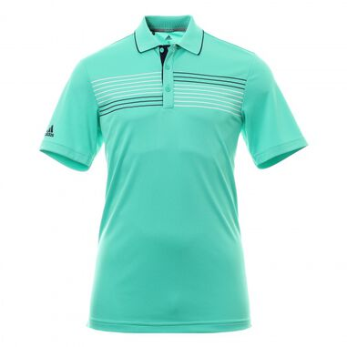 golfpolo Essentials heren groen maat
