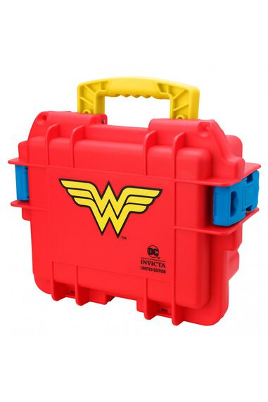 Invicta Horlogebox DC Comics - Wonder Woman - DC3-WONDERW