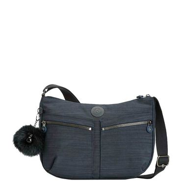 Kipling Izellah BP Medium Schoudertas true dazz navy