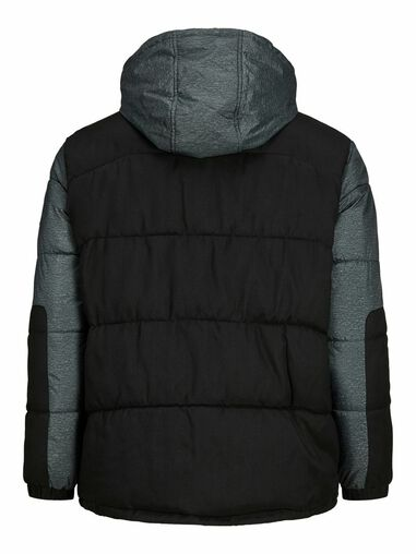 Jack & Jones Plus size jas Gerecycled polyester puffer