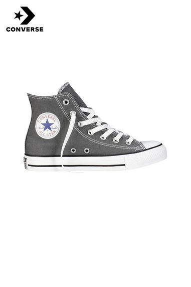 Converse All stars high grijs