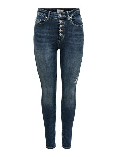 Only Skinny jeans ONLBlush hw ankle