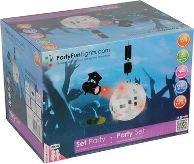 Disco Lamp Party set Party FunLights