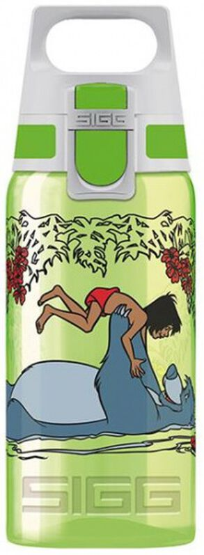 drinkfles Jungle Boek groen 0,5 liter
