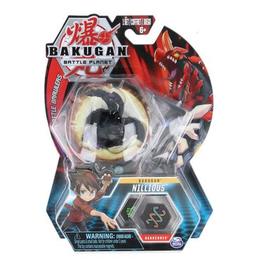 Bakugan Basic Booster - Nillious