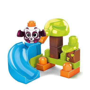 Fisher Price Mega Bloks Panda Bos