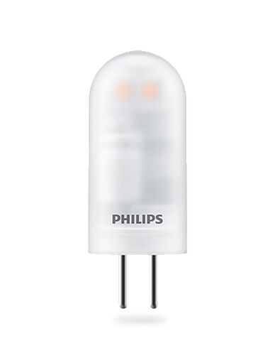 Philips CorePro 0,9W (10W) G4 LED Steeklamp Extra Warm Wit